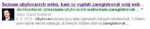 Google Authorship