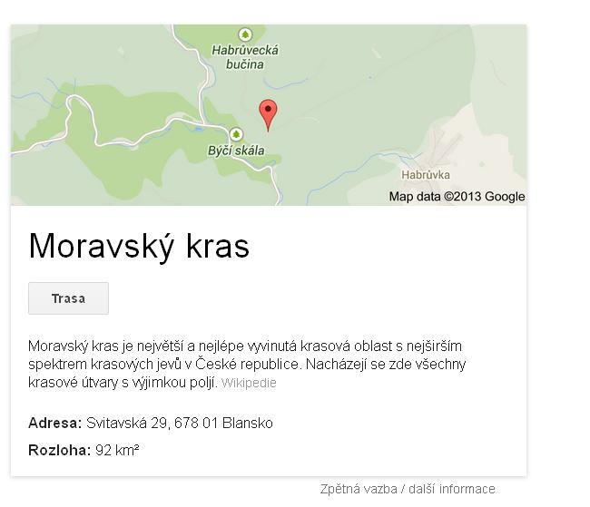Google Wikipedie